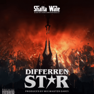 Shatta Wale Different Star, lyrics, paroles